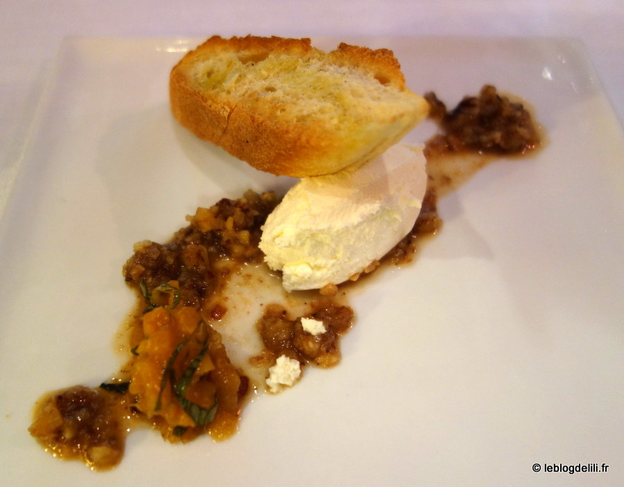Goûts d'Yvelines (2/2) : mon déjeuner au Relais & Châteaux Cazaudehore La Forestière