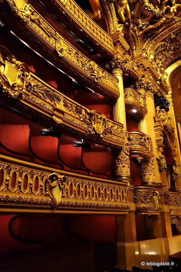 """""""Rain"""", un beau ballet de danse contemporaine à l'Opéra Garnier"""