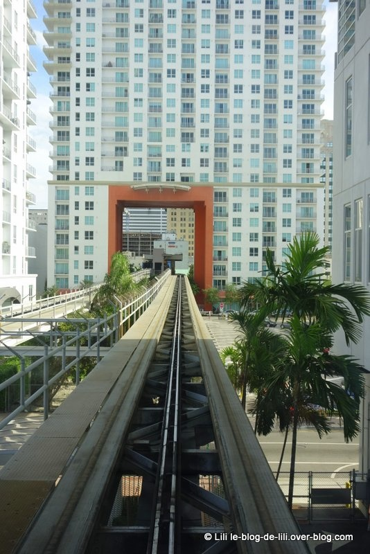 Dernier coup d'œil sur Miami : de Coral Gables au Metro mover de Downtown