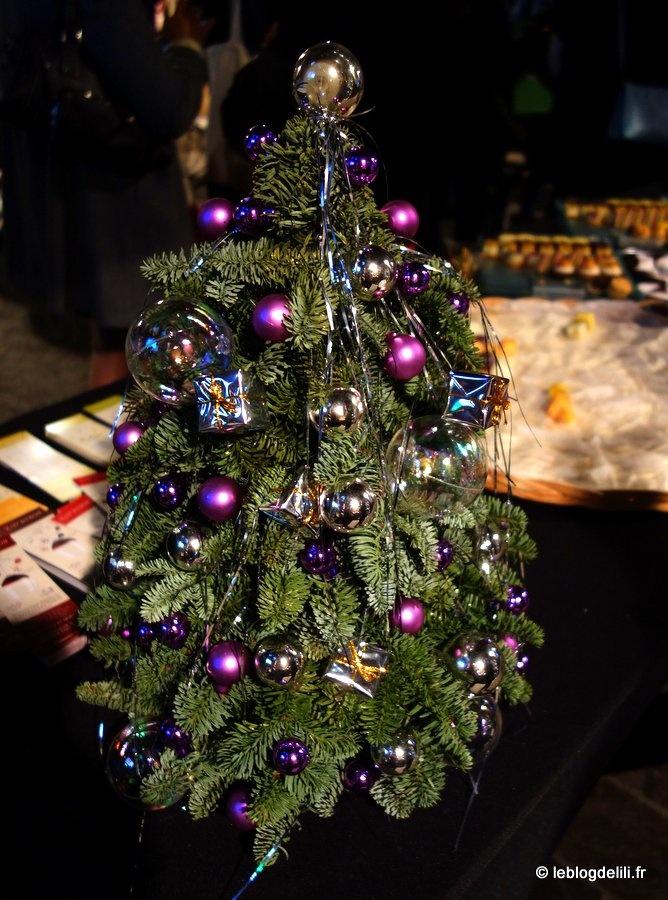 Une soirée eParisiennes sur le thème de Noël aux Jardins du Marais