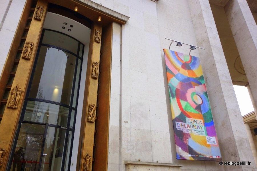 Deux belles expos à Paris : Sonia Delaunay au MAM et Garry Winogrand au Jeu de Paume