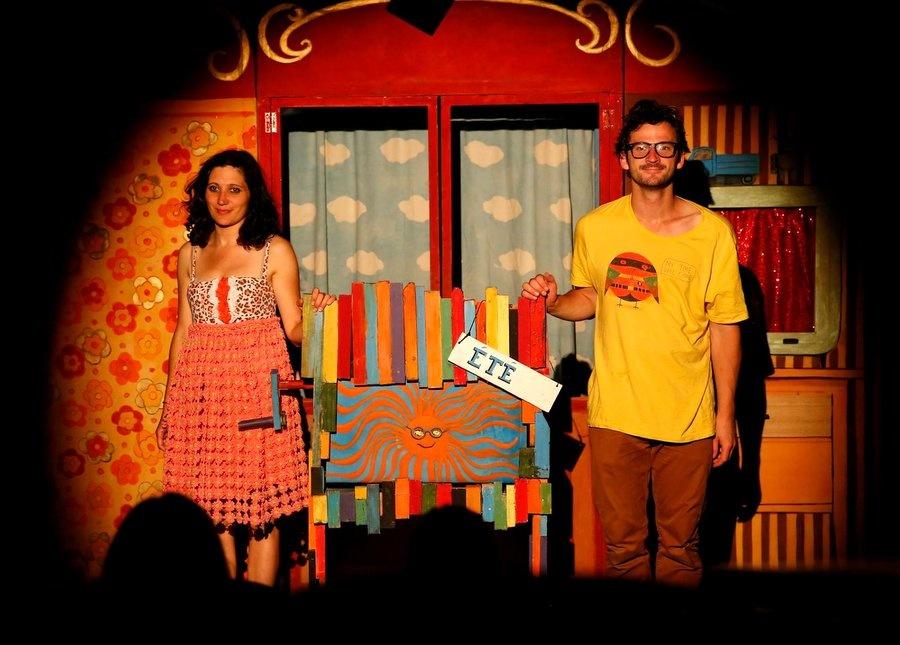 """Théâtre : """"Quand Victor rencontre Lili..."""" au Point virgule"""
