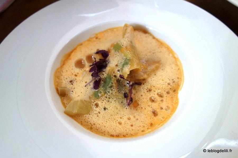 Les petits plats : de la bonne cuisine dans un restau parisien rétro