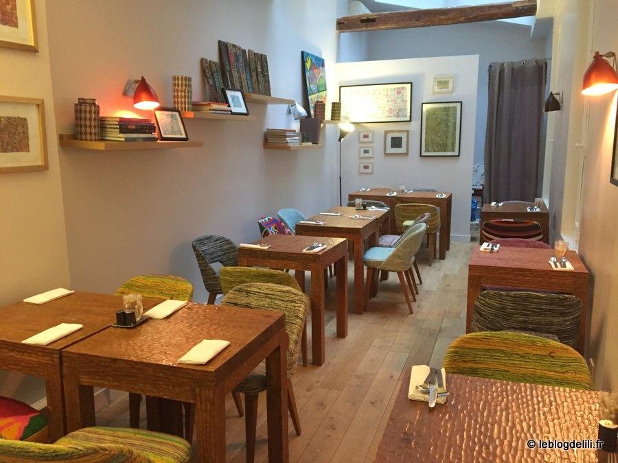 Petit-déjeuner parisien chez Colorova pâtisserie
