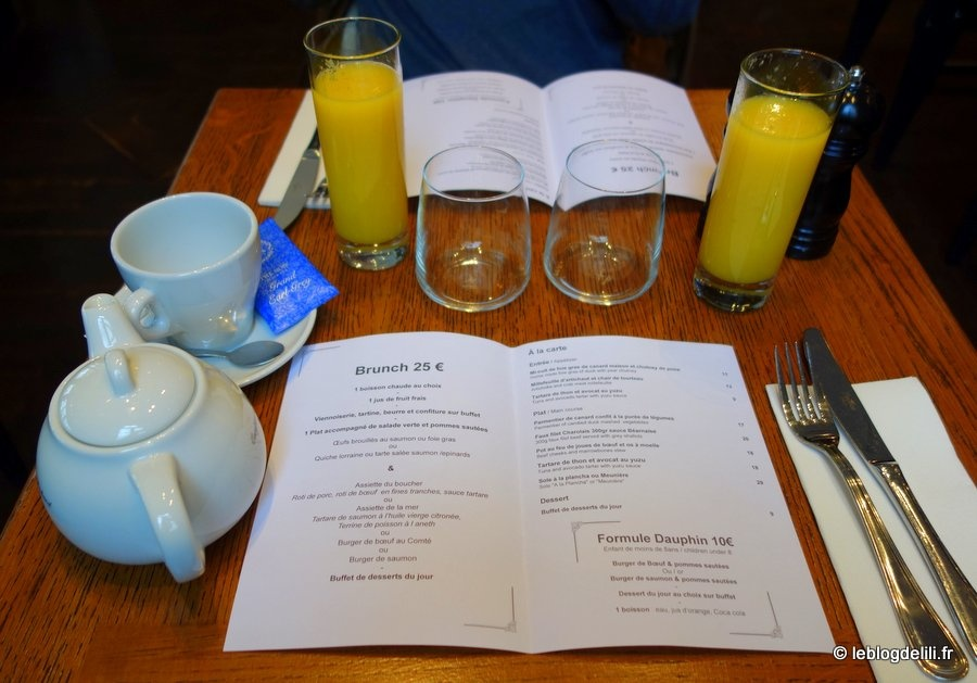 Où bruncher à Paris (51) : le Beaumarchais