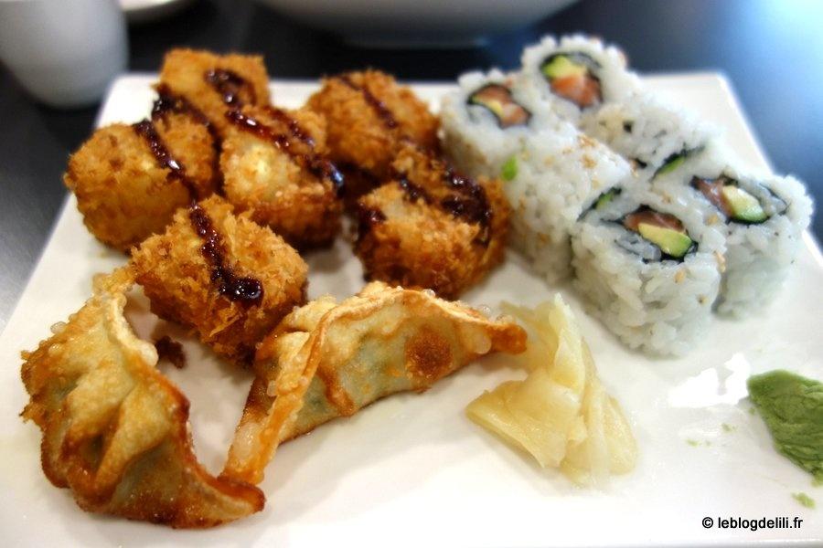 Côté sushi Vaugirard : du choix et de la qualité à table