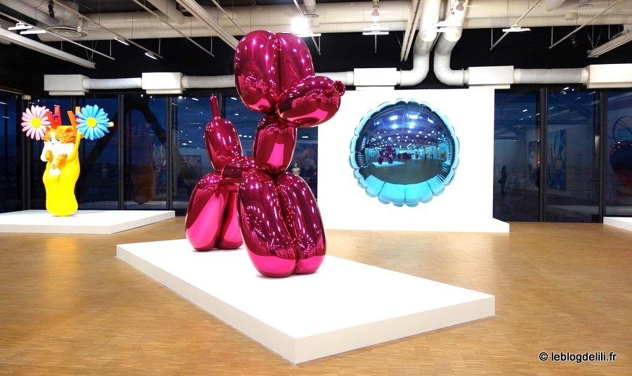La rétrospective Jeff Koons au Centre Pompidou