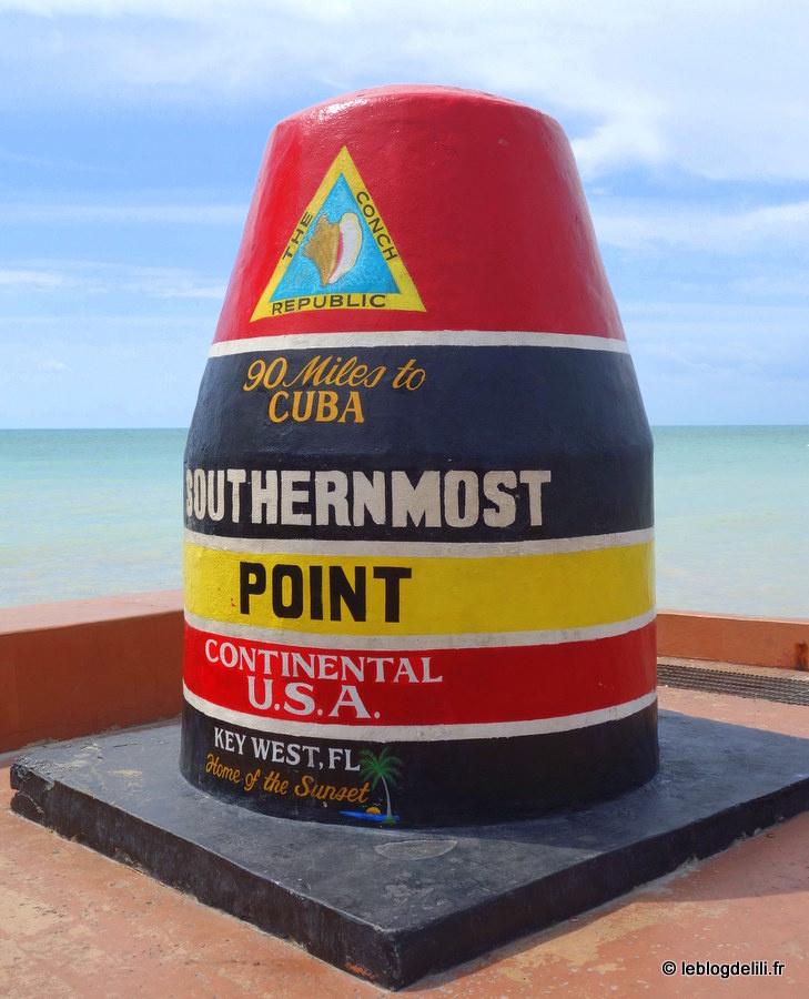 [Carnet de voyage] Key West, le Sud de la Floride