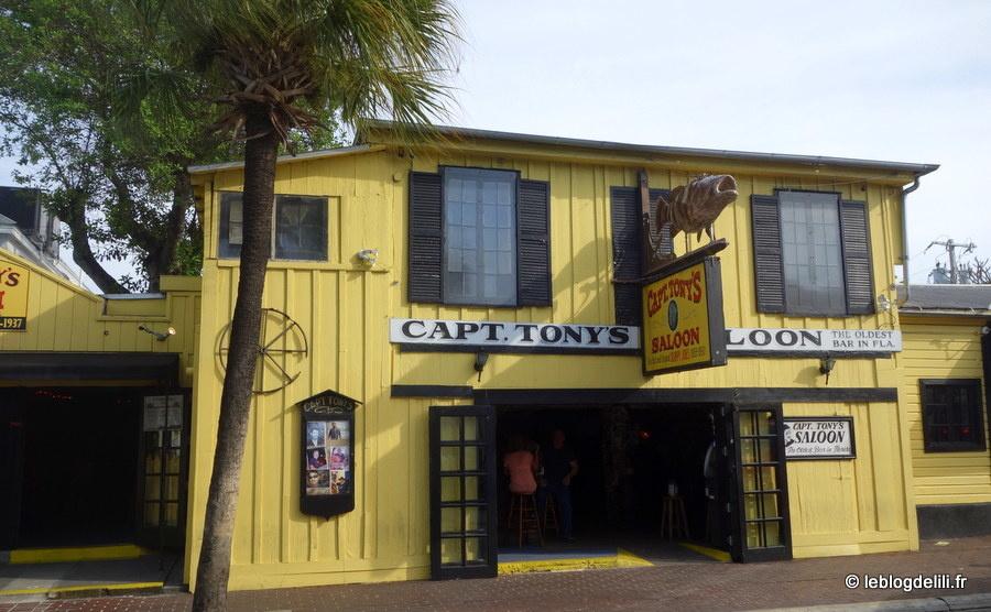 En vacances à Key West, en Floride : mes adresses restaus et bars