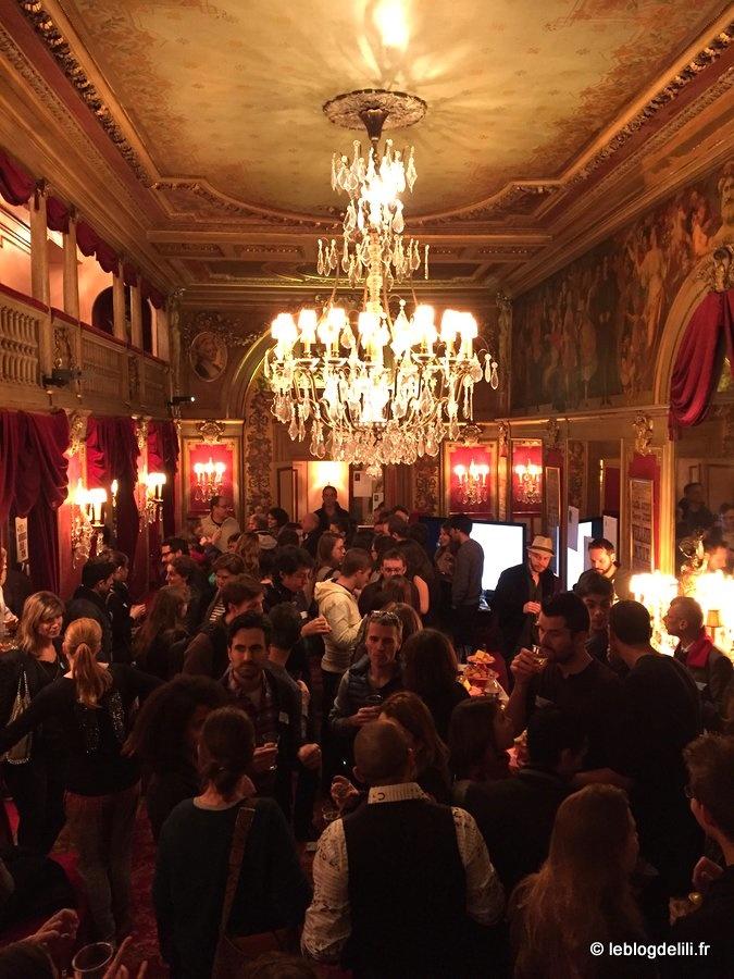 Théâtre : la #Gladparty 5 était Royale !