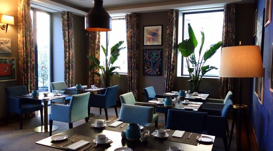 Notre chouette hôtel à Porto, au Portugal : The artist hotel bistro