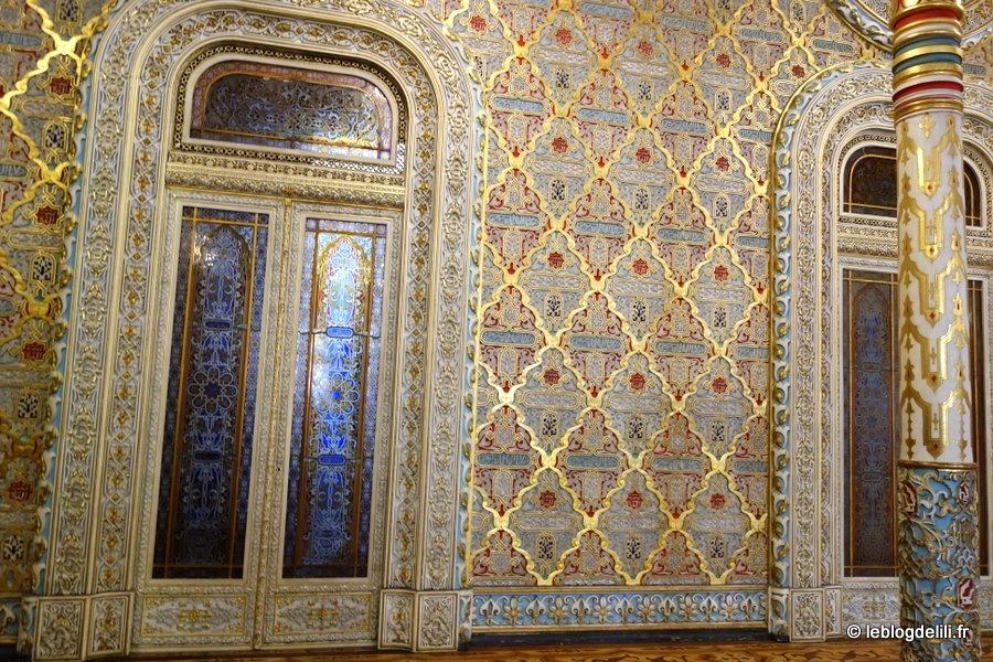 Le Palais de la bourse, l'un des joyaux de Porto