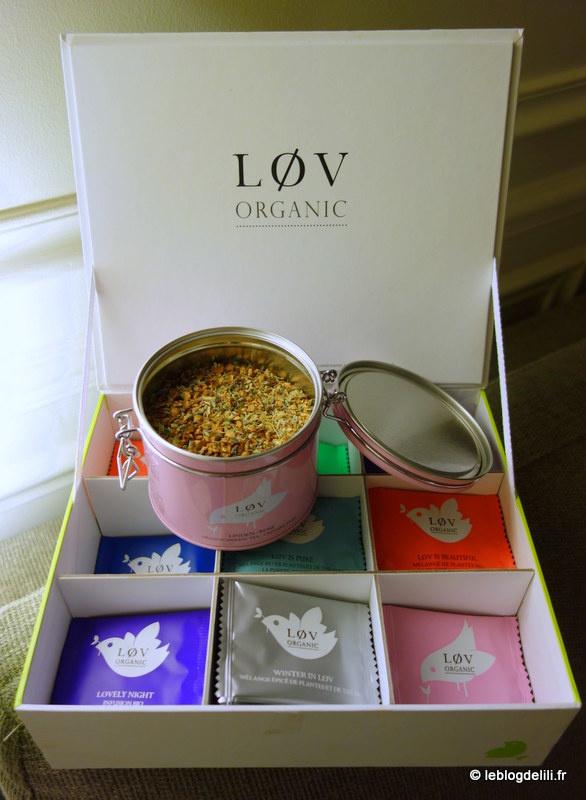 Une soirée e-boudoir sous le signe de la détox avec Løv Organic