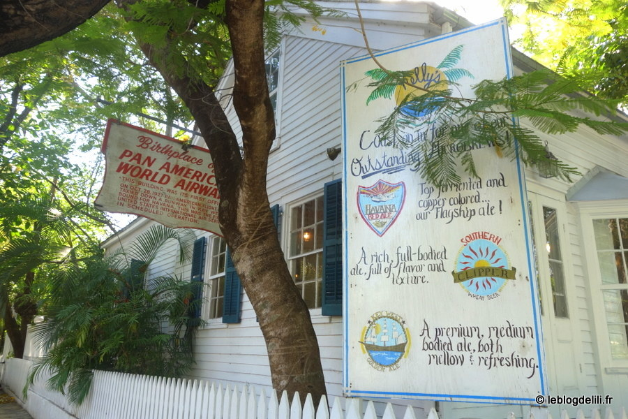 En vacances à Key West, en Floride : mes adresses restaus et bars