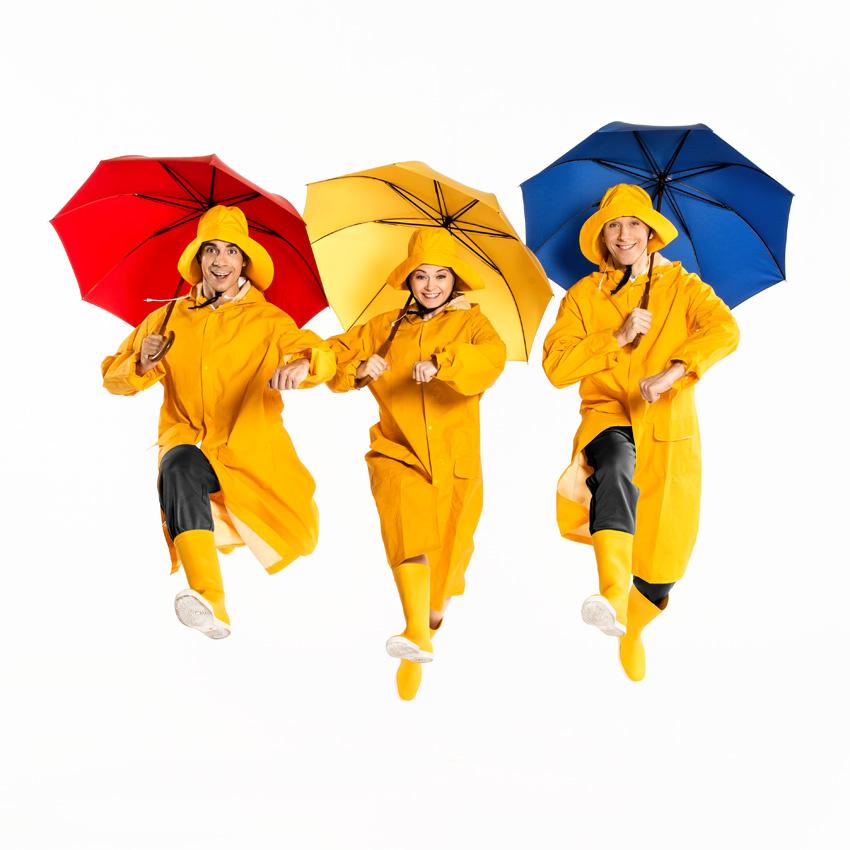 """""""Singin' in the rain"""", la comédie musicale mythique au théâtre du Châtelet"""