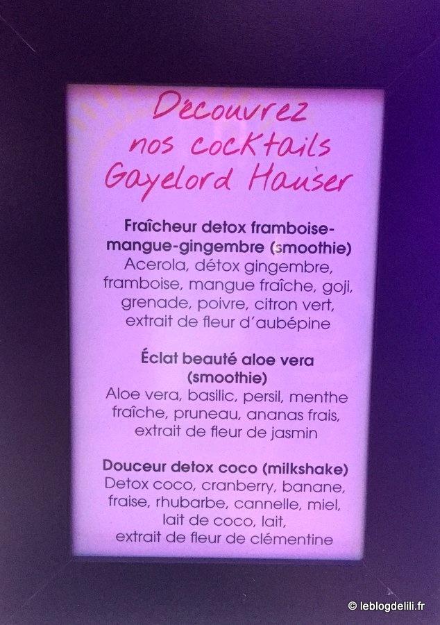 Une soirée Gayelord Hauser dédiée au bonheur