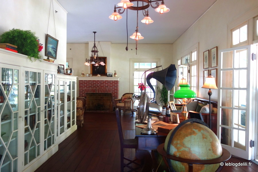 Les maisons d'Edison et Ford, ou la douceur de vivre en Floride