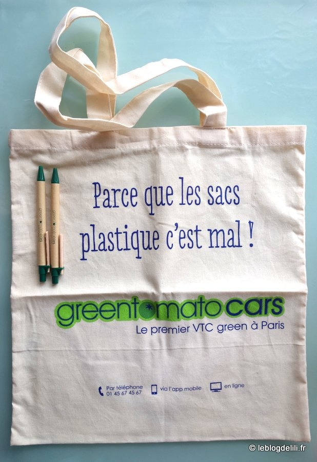 [Concours] Trois sacs shopping Greentomatocars à gagner
