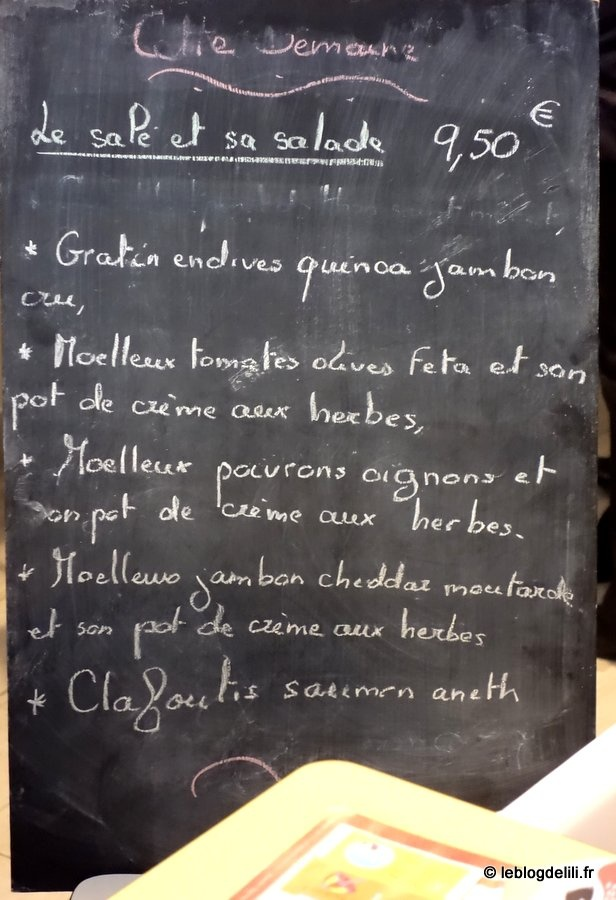 Où bruncher à Paris (52) : Mum in her little kitchen (Milk)
