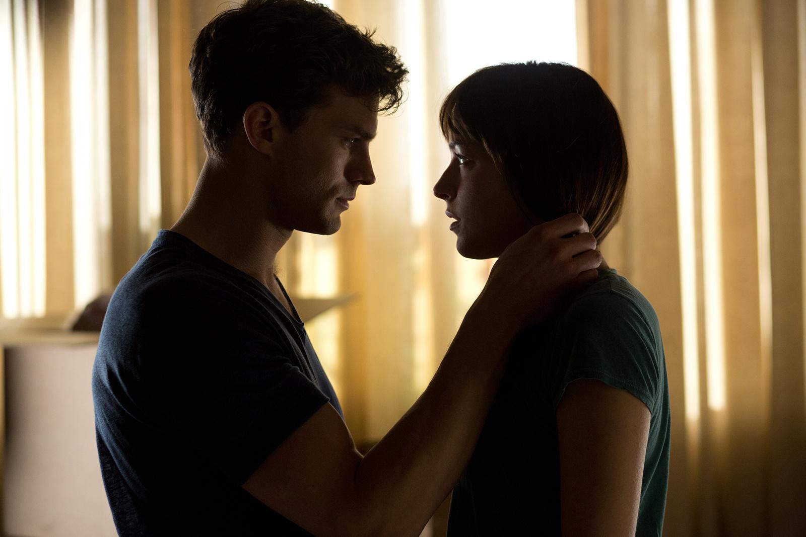 """""""Cinquante nuances de Grey"""", l'adaptation du roman au cinéma"""