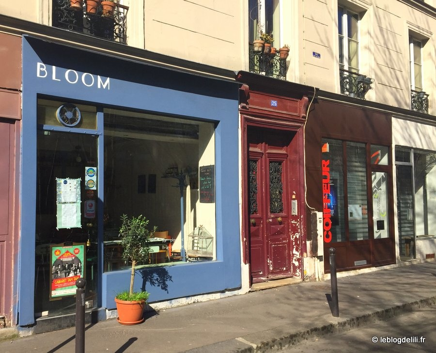 Où bruncher à Paris (53) : Bloom restaurant