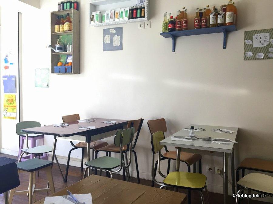 Où bruncher à Paris (53) : Bloom restaurant