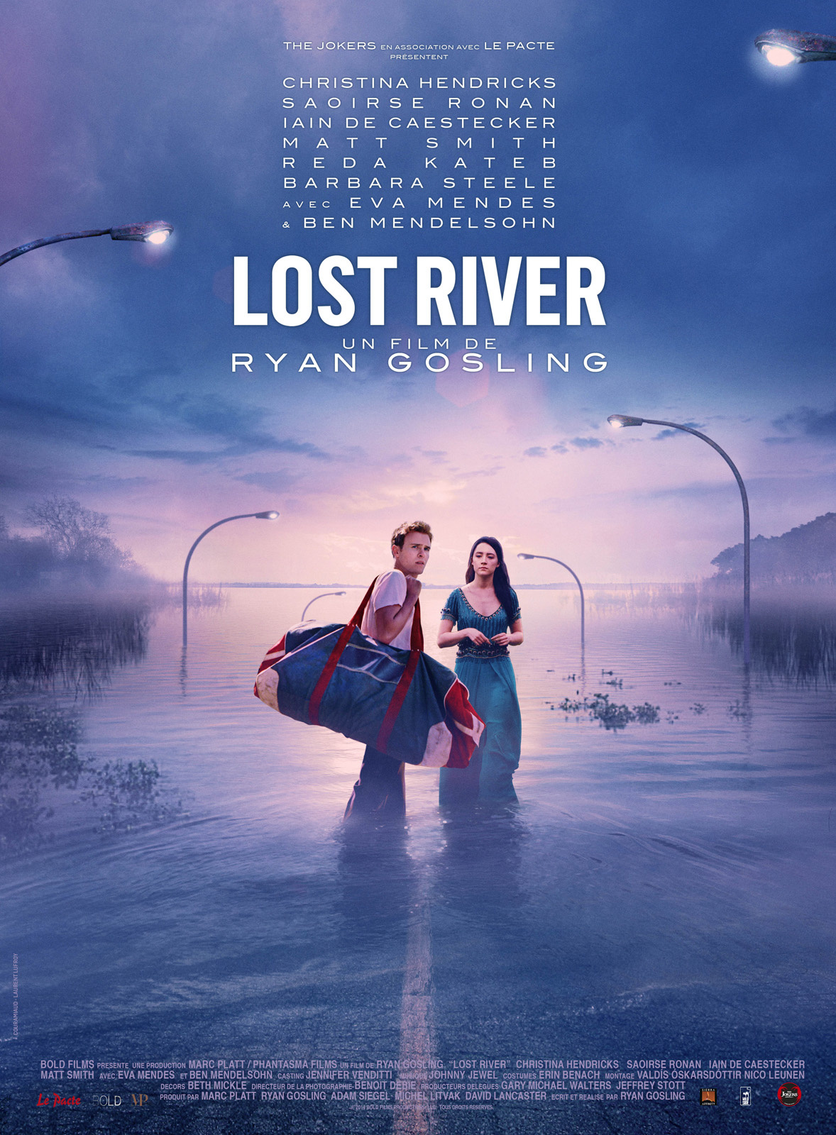 """Lost River"", le premier film de Ryan Gosling"