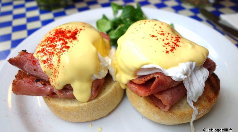 Se régaler à Londres : le breakfast club est connu jusqu'à Paris !
