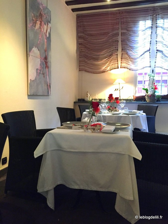 Un déjeuner gastronomique en amoureux au Valentino, à Troyes
