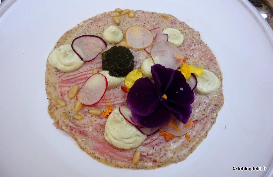 Un déjeuner champêtre et gastronomique autour de la stévia