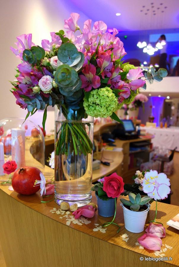 Des ateliers bien-être autour des nouveautés Weleda du printemps 2015