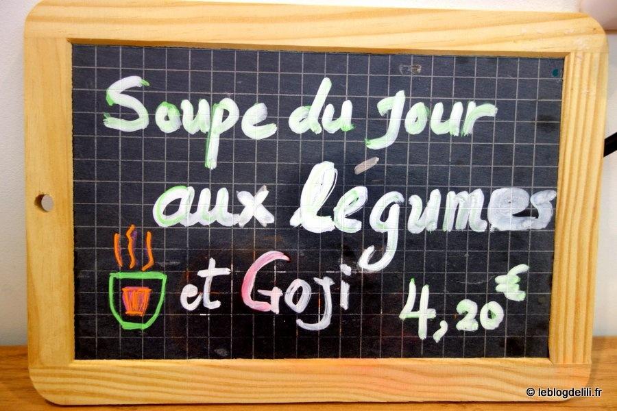 The Goji bar : Paris a désormais son salon de thé dédié à la baie de goji