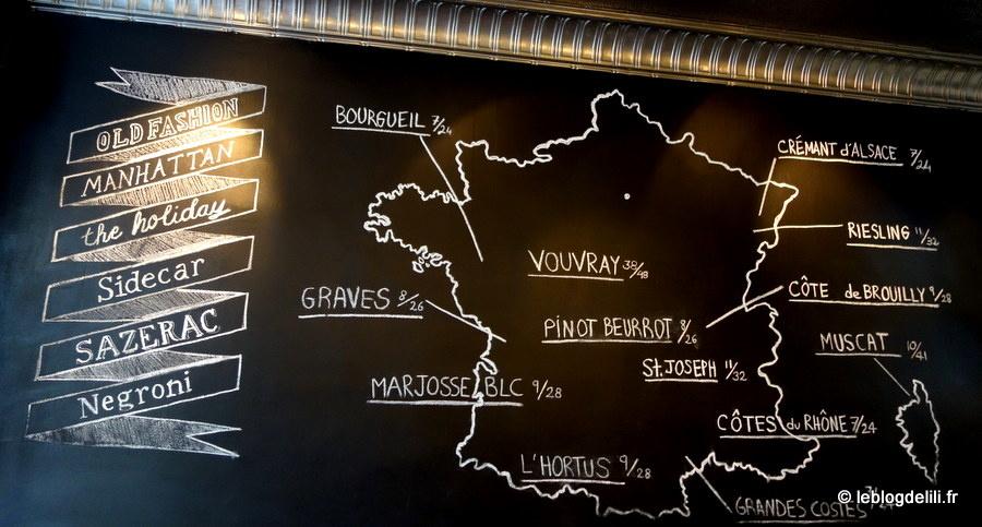 Où bruncher à Paris (56) : Buvette gastrothèque
