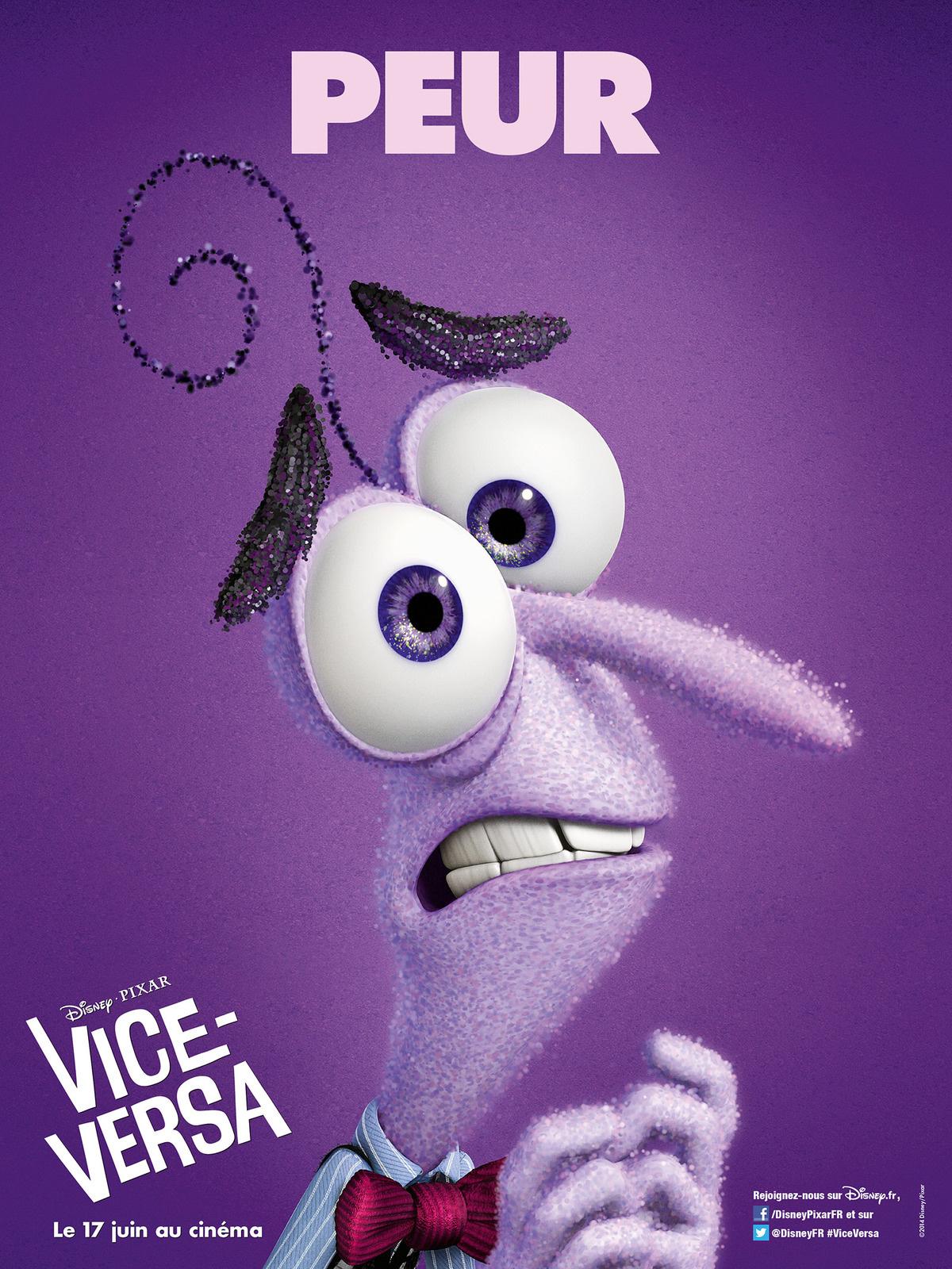 Vice-versa : le nouveau Pixar joue sur nos émotions