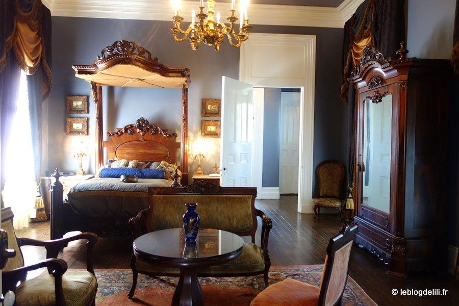 Nottoway Plantation, une demeure de rêve en Louisiane