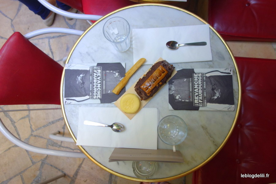 Le pur brunch anniversaire du Fooding à l'hôtel Amour