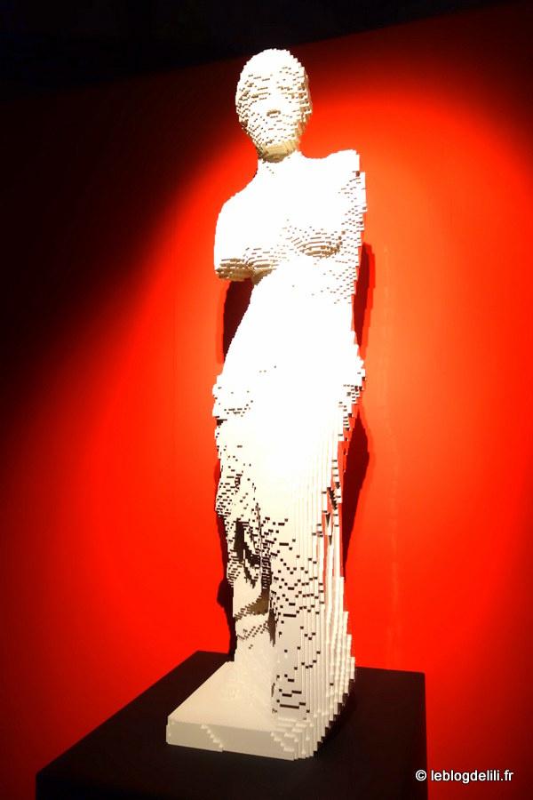[Expo] The Art of the Brick : l'incroyable art du Lego de Nathan Sawaya