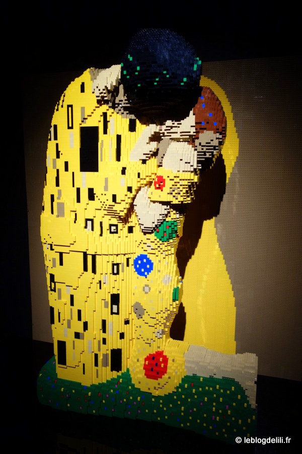 expo the art of the brick l incroyable art du lego de nathan sawaya le blog de lili. Black Bedroom Furniture Sets. Home Design Ideas