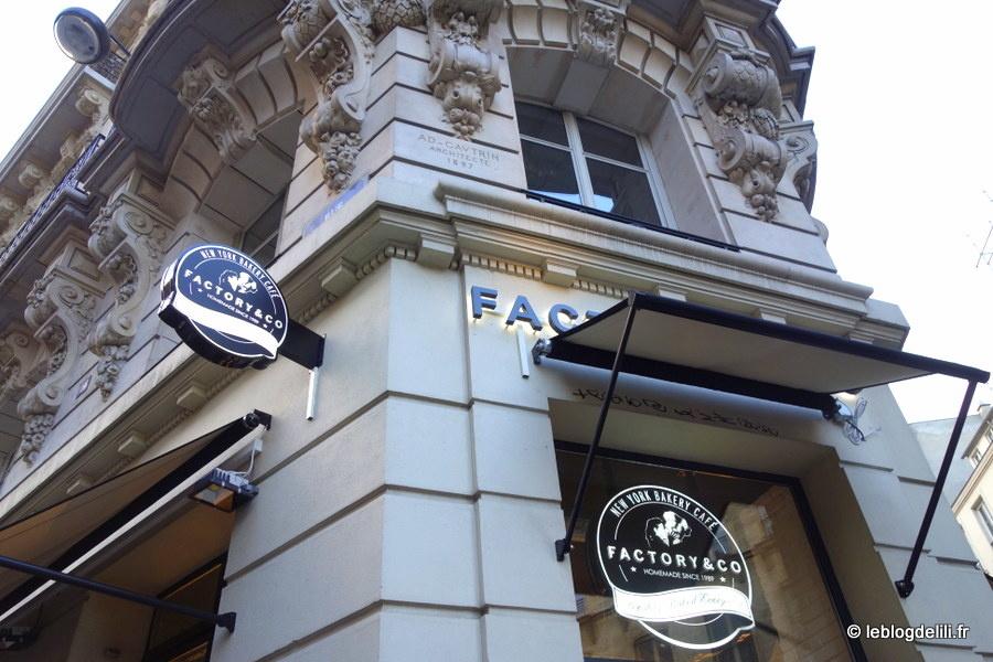 Factory & Co : une nouvelle enseigne US dans le quartier de la Bourse
