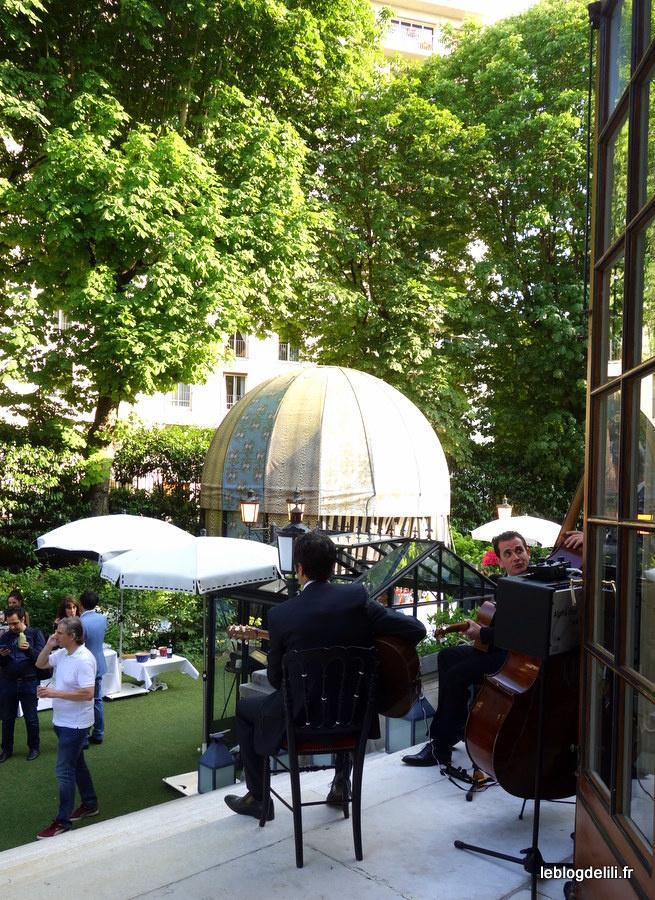 Les femmes à l'honneur au bar du Saint James Paris pour l'été 2015