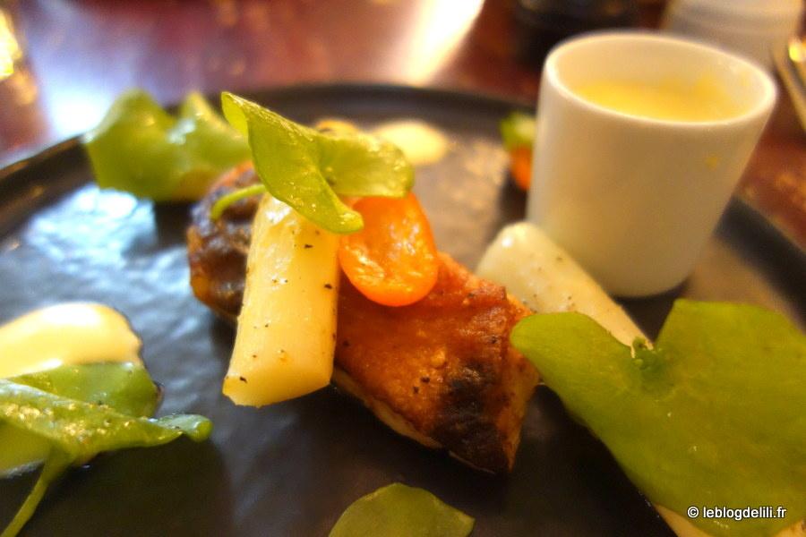 Le Pas Sage, esprit bistrot et plats colorés dans un passage parisien