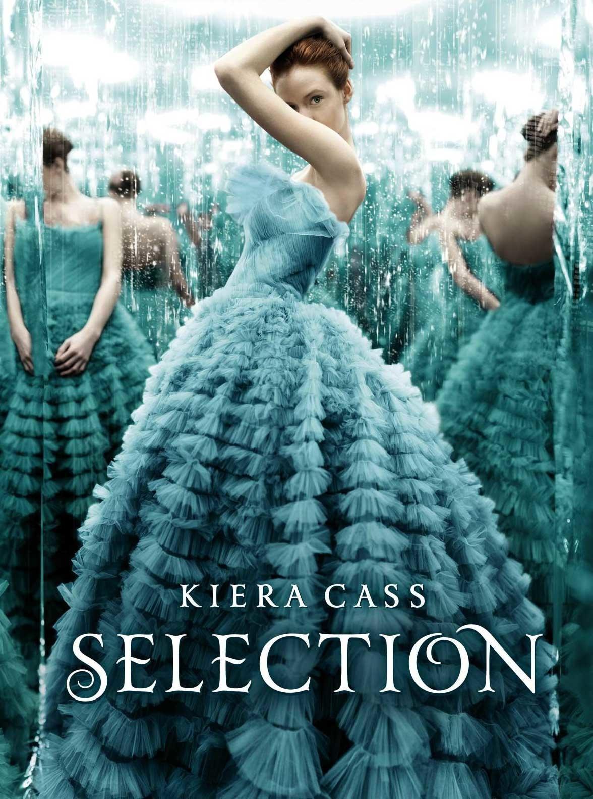 """Mes lectures de l'été #1 : """"La sélection"""", de Kiera Cass"""