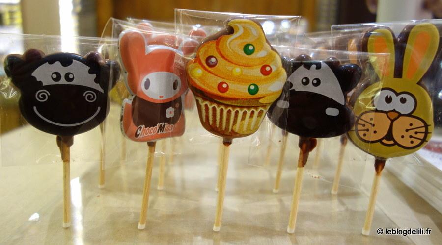 Les chocolatiers et pâtissiers de la rue du Bac nous font passer le bac sucré