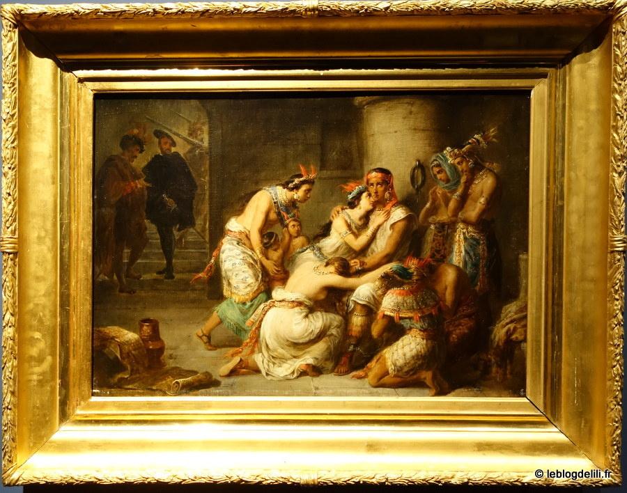 """""""L'Inca et le Conquistador"""" au musée du Quai Branly jusqu'au 20 septembre 2015"""
