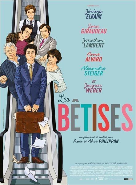 """Les bêtises"", un film drôle et plein de douceur"