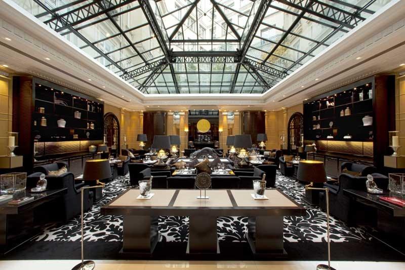 La Chinoiserie, restaurant de l'Hyatt Paris Madeleine