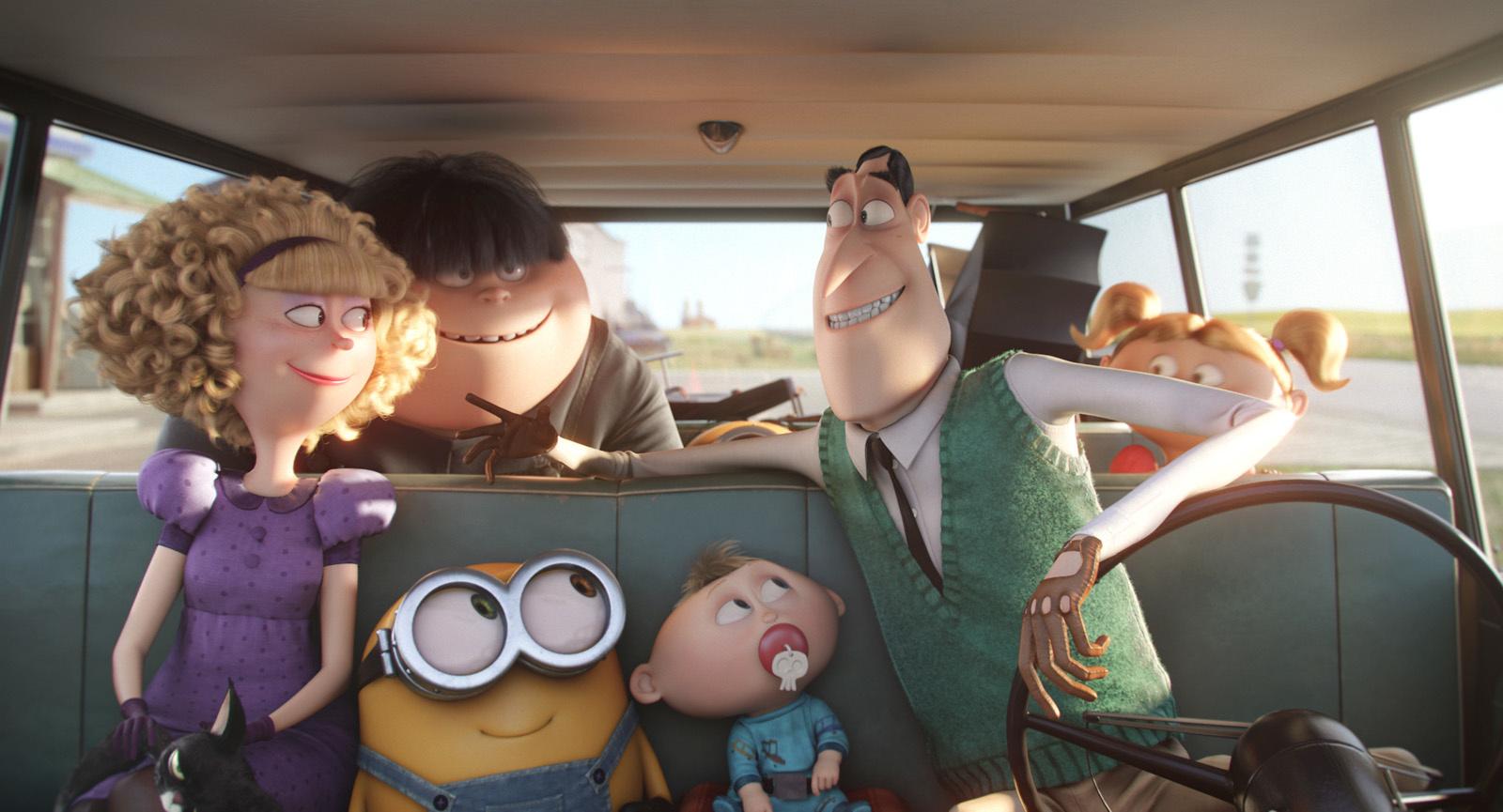 """Au ciné en famille : """"Les Minions"""" nous ont séduits"""