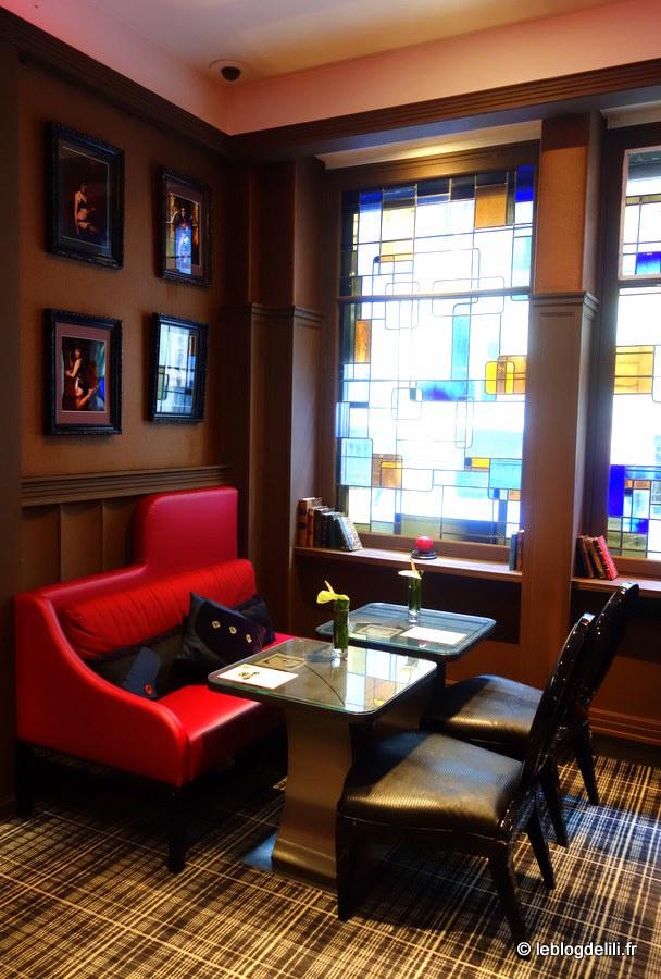 """""""La cuisine de l'E7"""" : un déjeuner au restaurant de l'hôtel Edouard 7, près de l'Opéra"""