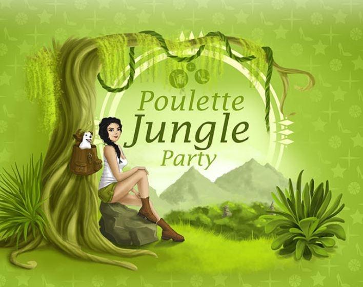 La Poulette jungle Party, une soirée entre aventurières dédiée à la beauté