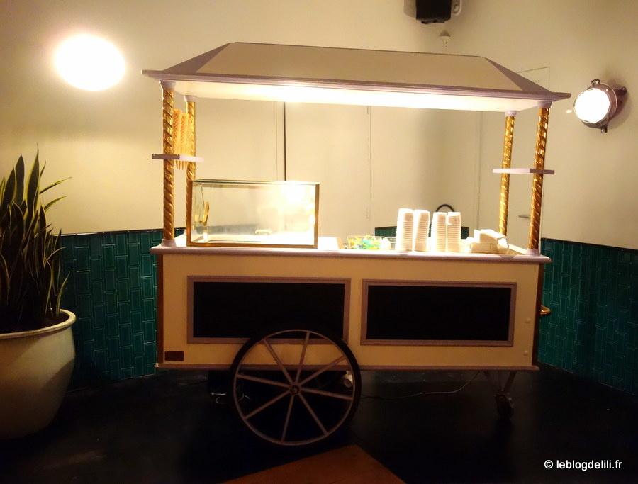 Auteuil Brasserie : saveurs italiennes et déco réussie